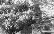 Aughton, St Michael's Church c.1960