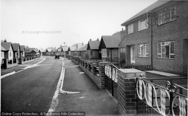 Aughton, The Serpentine c.1955