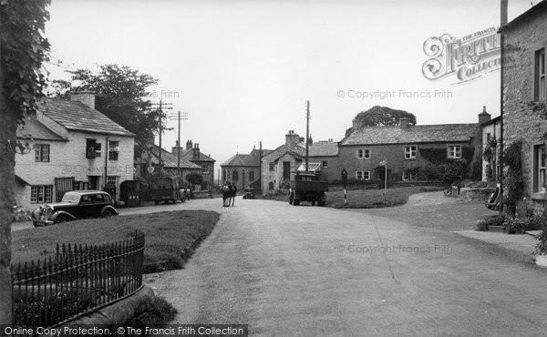 Austwick, The Green c.1950