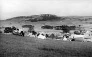 Austwick, The Wood And Oxenber c.1960