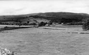 Austwick, Village And Long Scar c.1960