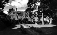 Avebury, The Manor House c.1955