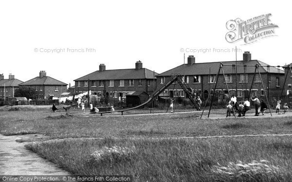 Photo of Aveley, Childrens Corner c1955