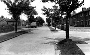 Aveley, Dacre Avenue c1960