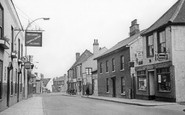 Aveley, High Street c.1952