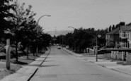 Aveley, Purfleet Road c.1960
