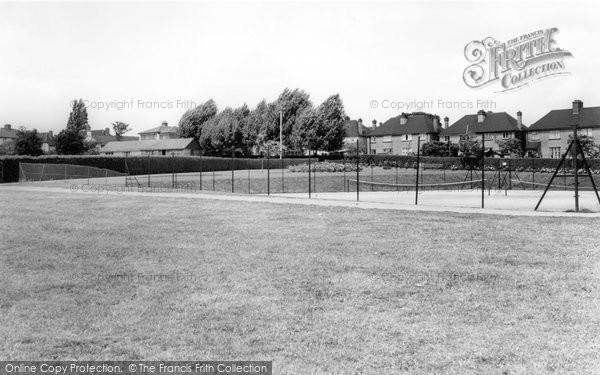 Aveley, Recreation Ground c.1960