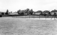Aveley, Recreation Ground c.1960