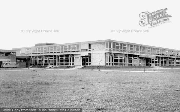 Aveley, Secondary School c.1960