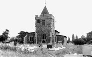 Aveley, St Michael's Church c.1960