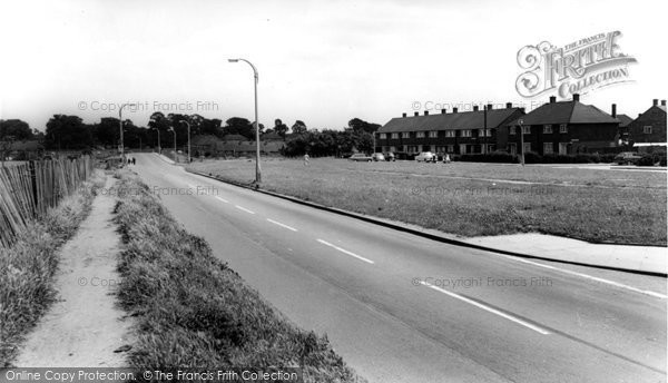 Aveley, Stafford Road c.1960