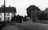Aveley, Stifford Road c1955