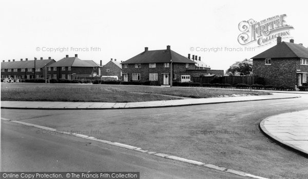 Photo of Aveley, Stifford Road c1960