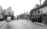Aveley, The High Street c.1950