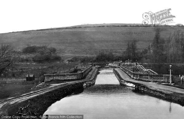 Avoncliff, The Aqueduct 1914