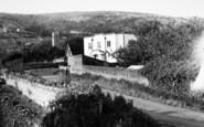 Axbridge, General View c.1955