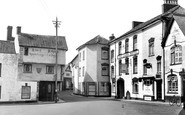 Axbridge, King John's Hunting Lodge c.1950