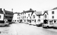 Axbridge, Market Place c.1965