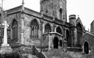 Axbridge, The Church c.1955