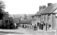Axminster, Castle Hill 1902