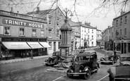Axminster, Trinity Square c.1940