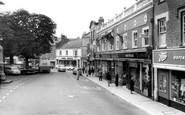 Axminster, Trinity Square c.1965