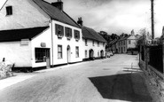 Axmouth, The Village c.1955