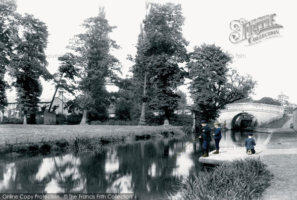 Aylesbury, Canal 1897