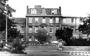 Aylesbury, General Hospital c.1965