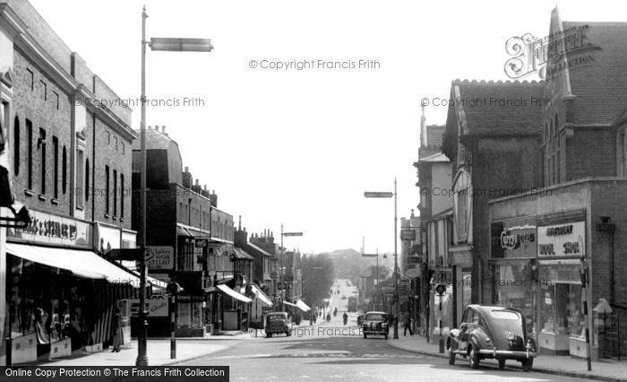 Aylesbury, High Street c.1955
