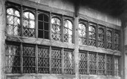 Aylesbury, Kings Head Hotel, Ancient Window 1901