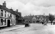 Aylesbury, Kingsbury 1921