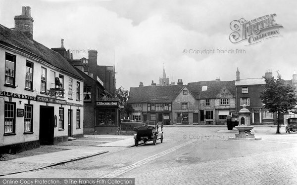 Photo of Aylesbury, Kingsbury 1921