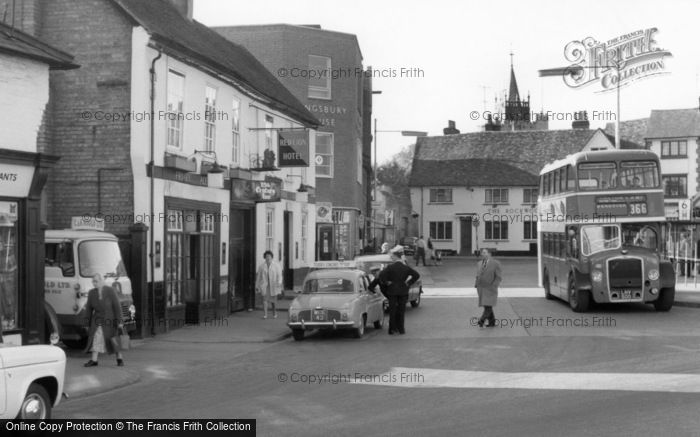 Aylesbury, Kingsbury c.1960