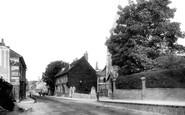 Aylesbury, Walton Street 1901