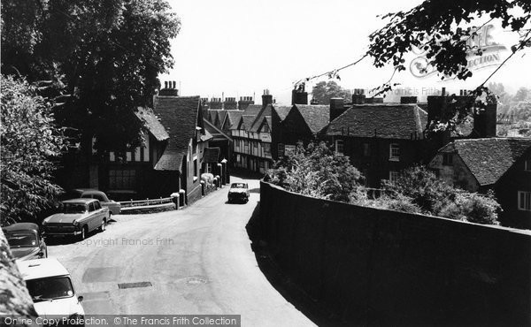 Aylesford, Cage Hill 1964