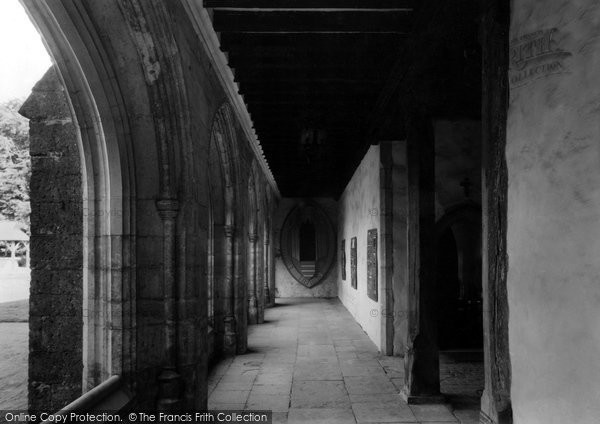 Aylesford, Cloisters The Friars c.1960