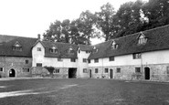 Aylesford, Courtyard The Friars c.1960
