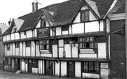 Aylesford, The Chequers Inn 1960