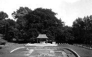 Aylesford, The Friars Original Buildings c.1960