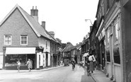 Aylsham, Red Lion Street c.1950