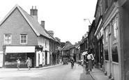 Aylsham, Red Lion Street c.1955