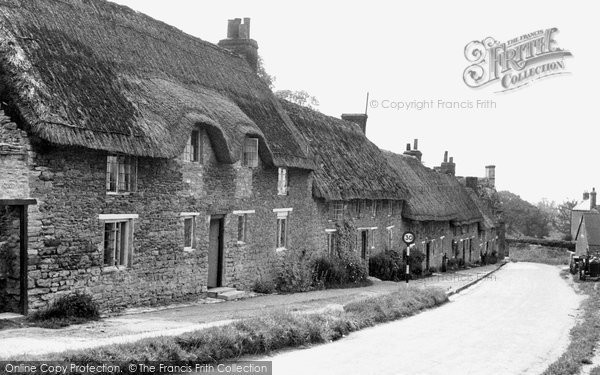 Aynho, Brackley Road c.1955
