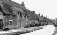 Aynho, Brackley Road c.1955
