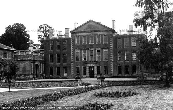 Aynho, Park House c.1955