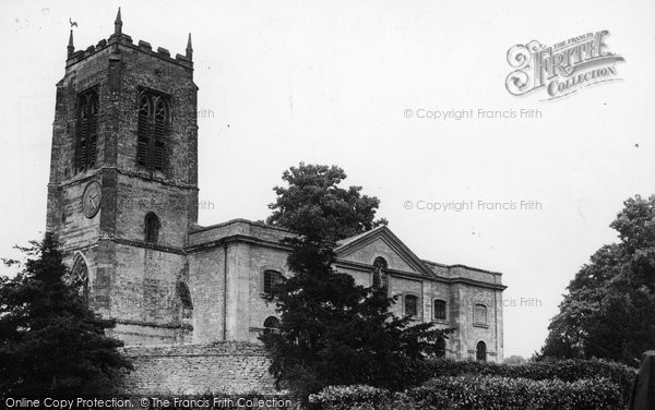 Aynho, St Michael's Church c.1955