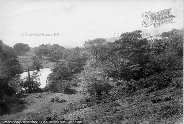 Aysgarth, Bear Park 1887