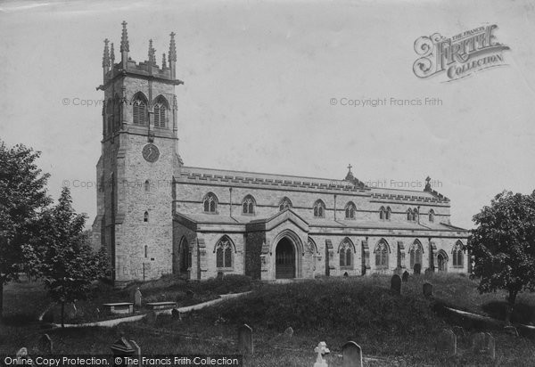 Aysgarth, Church 1906