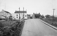 Aysgarth, Entrance To Village c.1960