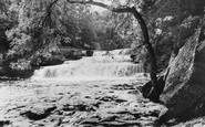 Aysgarth, Lower Force c.1960